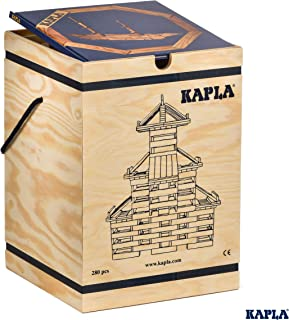 KAPLA 280 Chest and Art Book