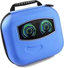 CASEMATIX Robot Box Case Made to Carry Cozmo Smart Robot , Limited Edition Interstellar Blue , Charger , Power Cubes and More Accessories – The Fun Way to Protect and Keep Cozmo Bot Safely Organized