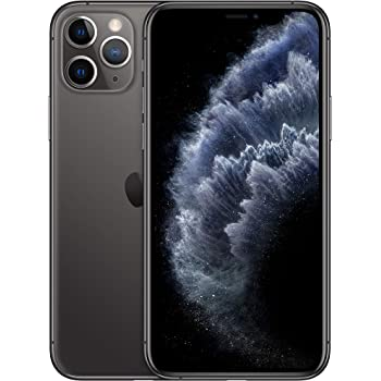 Apple iPhone 11 Pro [64GB, Space Gray] + Carrier Subscription [Cricket Wireless]