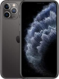 Apple iPhone 11 Pro with FaceTime - 512GB, 4G LTE, Space Gray - International Version
