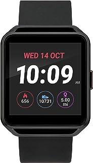 iConnect by Timex TW5M31200 - Reloj de pantalla táctil cuadrado, color negro