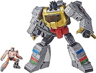 Transformers F0714 Studio Series 86-06 Leader The Transformers: The Movie Grimlock and Autobot Wheelie