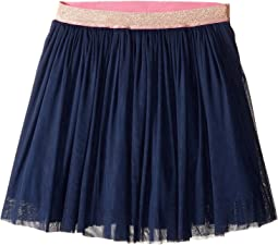Navy Tulle Party Skirt (Toddler/Little Kids/Big Kids)