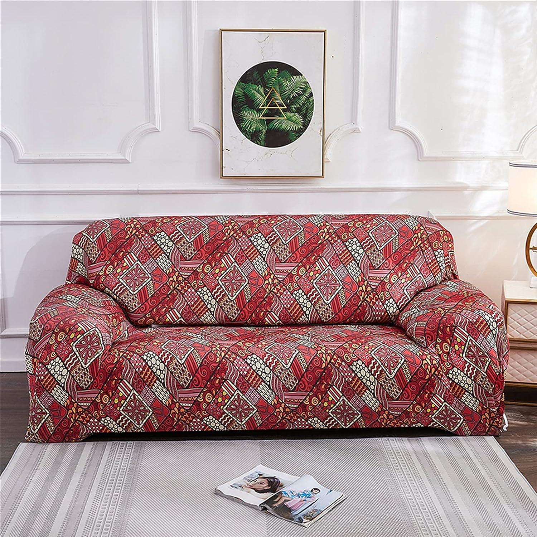 JINSHAO Limited time sale Bohemia Elastic Slipcovers Sofa Cover, Universal Max 78% OFF