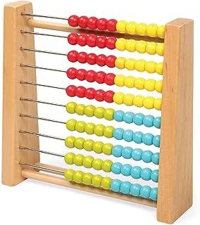 Mikiya Abacus Soroban Beads Column Kid School Learning Tools Outils /éducatifs Jouets math/ématiques