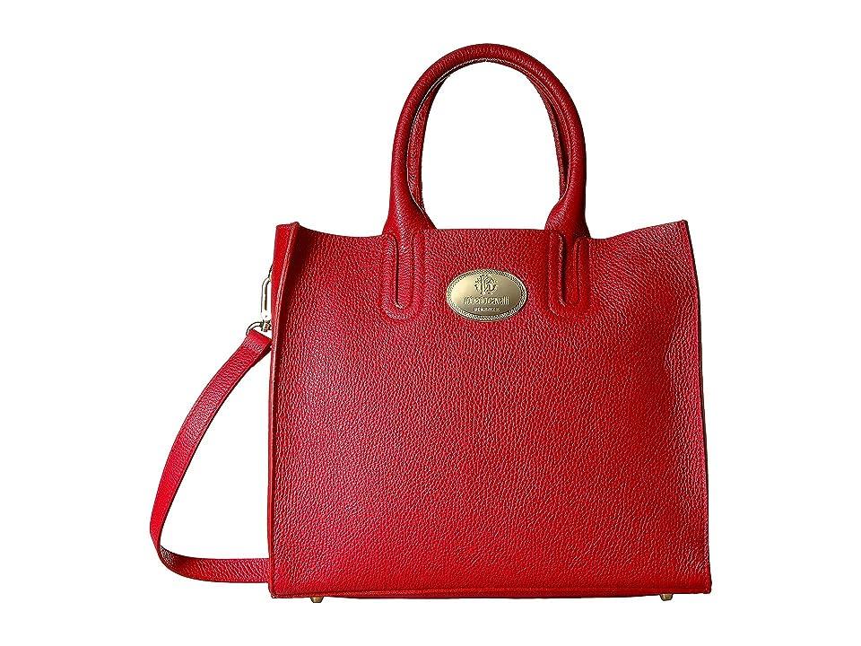 Roberto Cavalli Top Handle (Red) Handbags