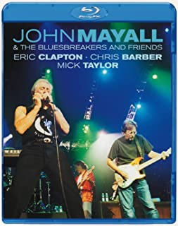 John Mayall & The Blues Breakers feat. Eric Clapton / 70th. Birthday Concert JAPANESE EDITION