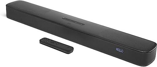 JBL BAR5.0 5-Channel Multibeam Soundbar with Dolby Atmos Virtual - Grey, Black
