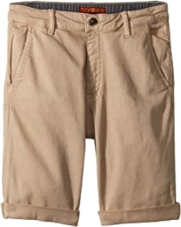 7 For All Mankind Kids Classic Shorts (Big Kids)