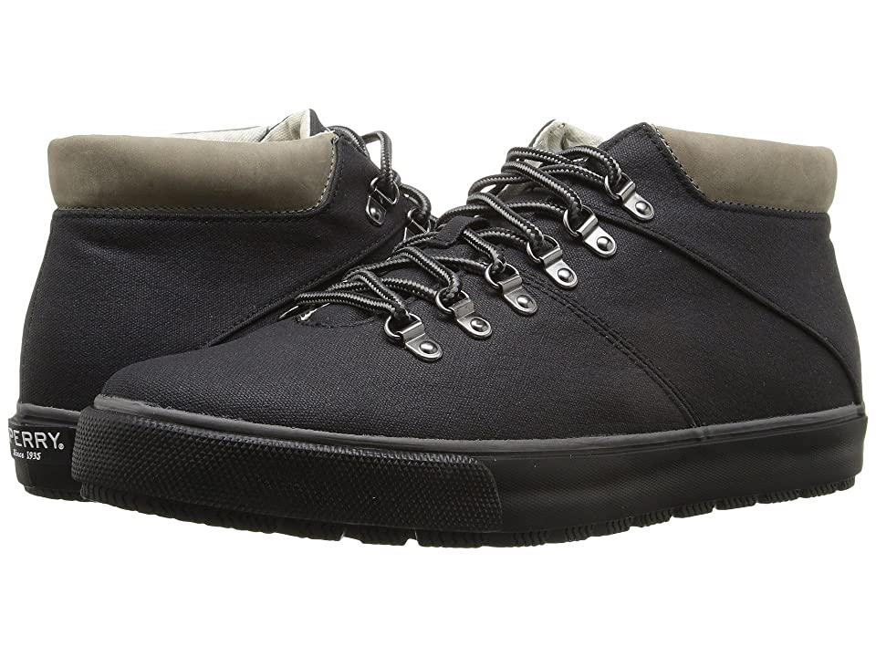 Sperry Striper Alpine (Black) Men