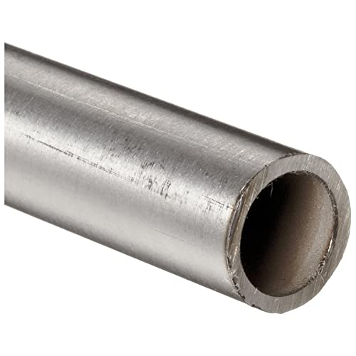 3//8 OD 12 Length Stainless Steel 304L Seamless Round Tubing 0.035 Wall 0.305 ID