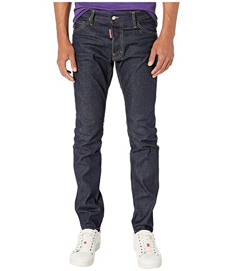 DSQUARED2 Resin Treatment Cool Guy Jeans