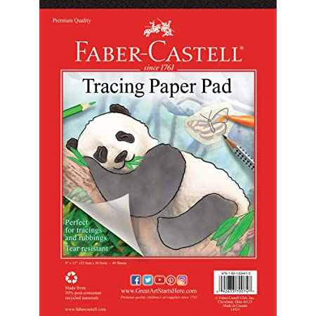 PAC2369 3 Pack Pacon Drafting and Tracing Paper