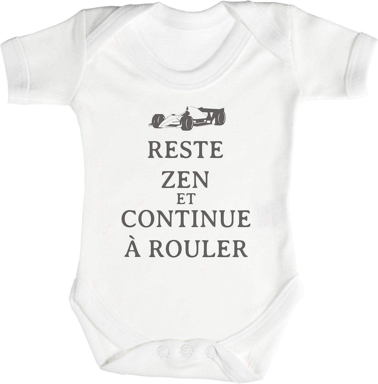 Le Meilleure Maman du Monde TRS Body b/éb/é 100/% Coton