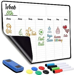 Best 13 week wall calendar Reviews