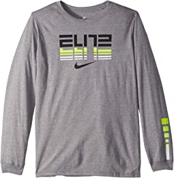 NSW Elite Long Sleeve Top (Little Kids/Big Kids)