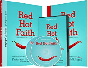 Red Hot Faith - Daylight Bible Studies Study Guide & Leader's Guide