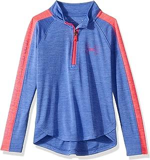 Under Armour Girls' Little Training 1/4 Zip Sweater