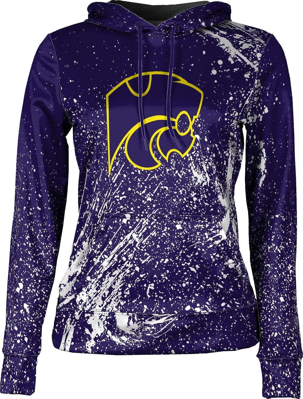 ProSphere Blue Springs High School Girls' Pullover Hoodie, School Spirit Sweatshirt (Splatter)