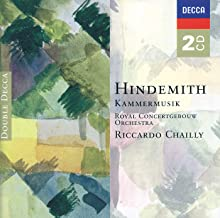 Hindemith: Kammermusik No.1 with Finale 1921, Op.24 No.1 for 12 instruments - 4. Finale 1921: Lebhaft