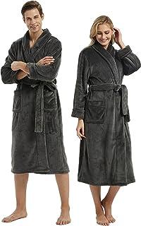 Bathrobes for Men and Women, Kimono Hotel Robes for Bath...