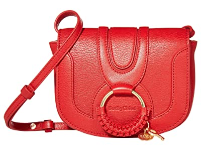 See by Chloe Mini Hana Bag (Radiant Red) Handbags