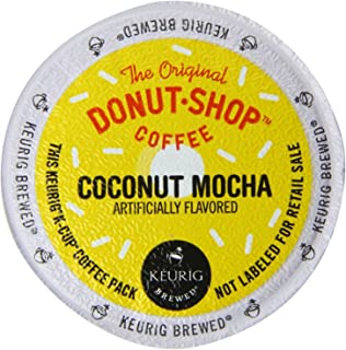 Keurig, The Original Donut Shop, Coconut Mocha, K-Cup Packs, 30 Count