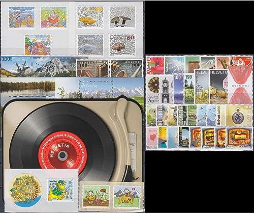 Goldhahn SchWeiß 2014 postfrisch  Nr. 2326-2374 Block 56-58 Briefmarken für Sammler