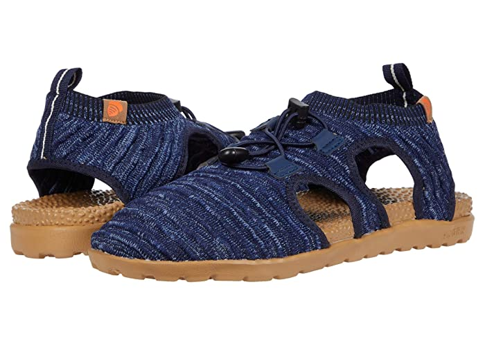 Acorn  Everyweartm Casco Sport (Navy Heather) Mens Shoes