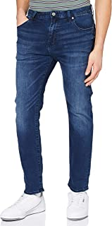 Superdry Slim Straight Jeans para Hombre