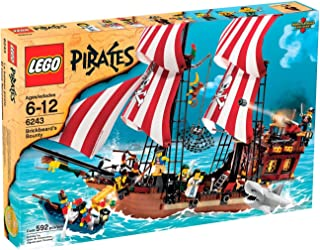 LEGO Pirates Brickbeard's Bounty
