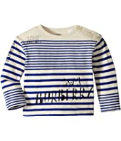 Burberry Kids - SW1 Stripe ACHAD Top (Infant/Toddler)