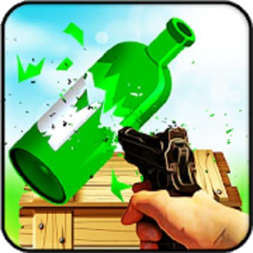 Gun Expert Flaschen schießen 3