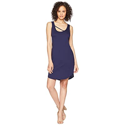LAmade Ivy Tank Dress (Midnight) Women