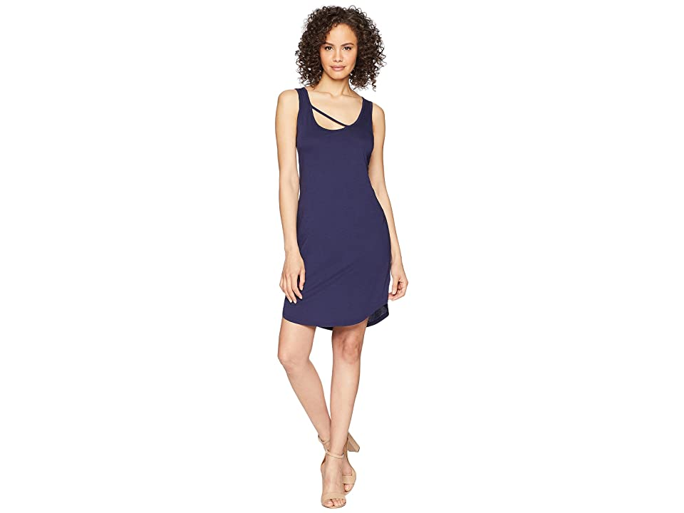 LAmade Ivy Tank Dress (Midnight) Women