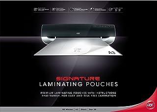 GBC BL80M50A3 Laminating Pouch, A3 80 Micron PK50