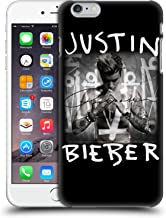 Official Justin Bieber Album Cover Purpose Hard Back Case Compatible for iPhone 6 Plus/iPhone 6s Plus