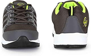 OKKO DEP-01 Sports Running Shoes - Grey Green, Size 42