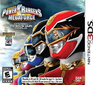 power ranger super megaforce fighting games