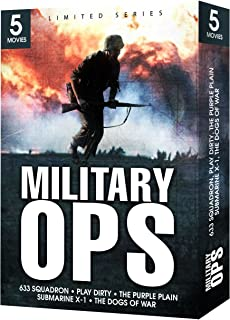 Military Ops: 5 Movie Collection