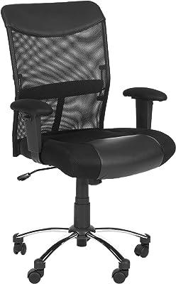 Safavieh Home Collection Bernard Black Desk Chair