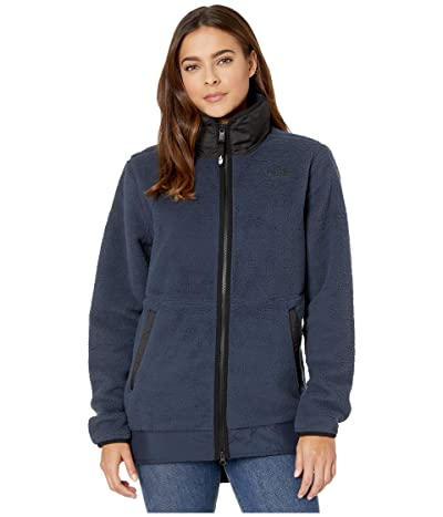 The North Face Dunraven Sherpa Parka (Urban Navy) Women