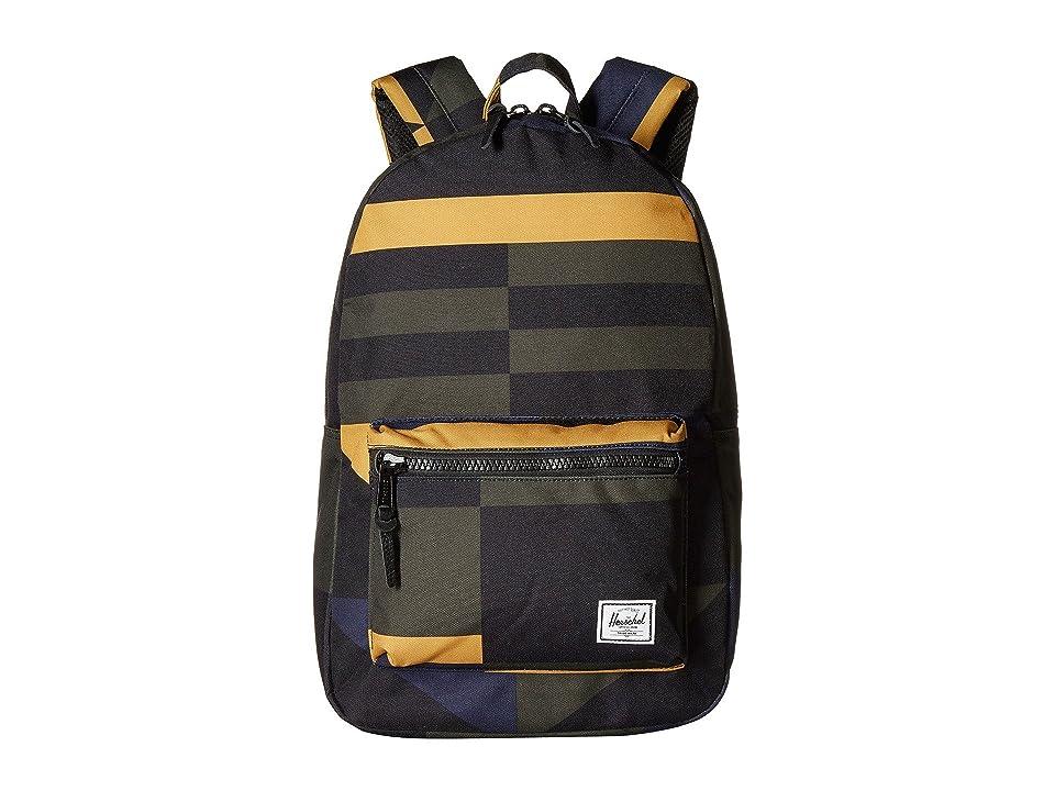 Herschel Supply Co. Settlement (Arrowwood Frontier Geo) Backpack Bags