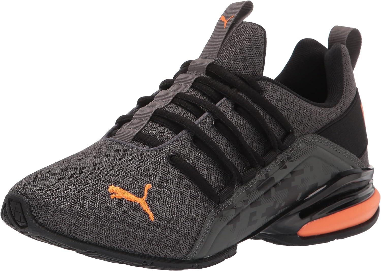 PUMA Unisex-Child Axelion Running Shoe
