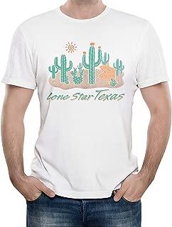 Men's Novelty Graphic Cotton T-Shirt