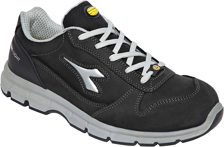Diadora Safety shoes Run II Low S3 SRC ESD - Black, NP