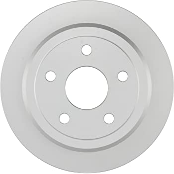EBC Brakes GD552 3GD Series Dimpled and Slotted Sport Rotor
