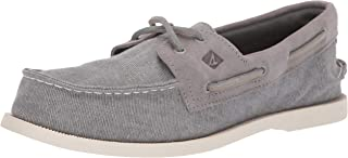 Sperry Top-Sider A/O 2-Eye Linen, Chaussures Bateau Homme