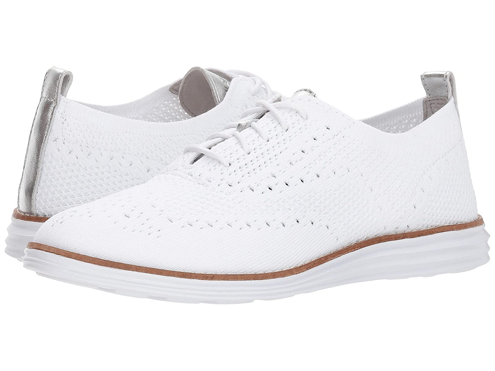 Cole Haan Original Grand Knit Wingtip IICheap and distinctive eye-catching shoes