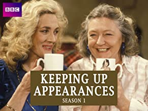 keeping up appearances the major